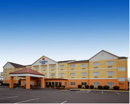 Comfort Inn Monroe Cover Picture