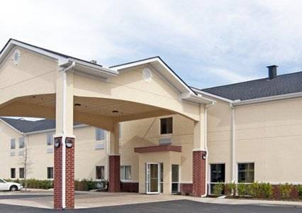 Econo Lodge Inn & Suites Pritchard Road North Little Rock Cover Picture