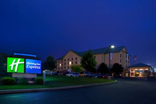 Holiday Inn Express Breezewood Cover Picture