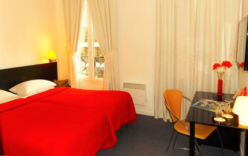 Paris Saint Cloud Hôtel Cover Picture