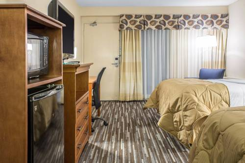 Clarion Inn University Plaza Cover Picture