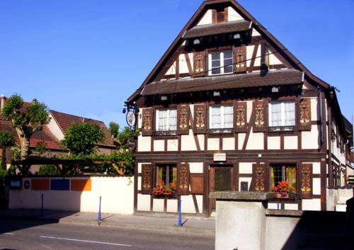 Hôtel Au Cygne Cover Picture