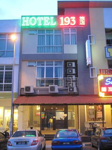 Hotel 193 Cover Picture