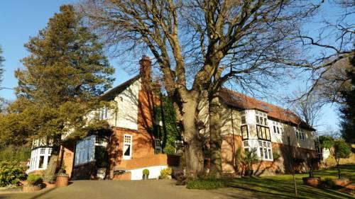 Grimscote Manor Hotel Cover Picture