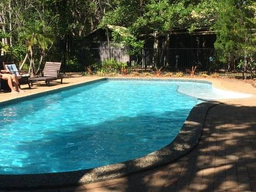 Byron Bay Rainforest Resort Cover Picture