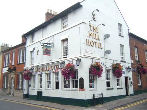The Mill Hotel Cover Picture