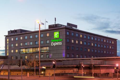 Holiday Inn Express Bradford City Centre Cover Picture