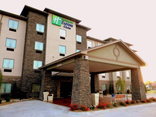 Holiday Inn Express and Suites Heber Springs Cover Picture