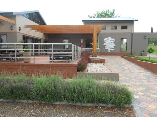 Bluegum Country Lodge Cover Picture