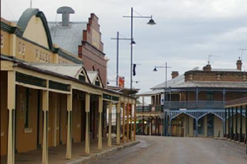 Prince Of Wales Hotel Gulgong Cover Picture