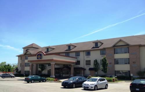 Best Western Plus Burlington Inn & Suites Cover Picture