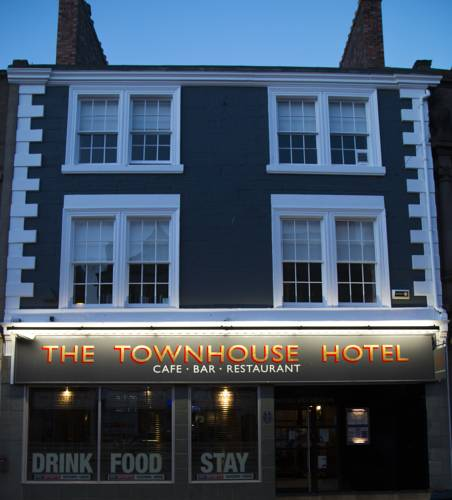 The Townhouse Hotel Cover Picture