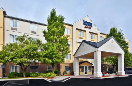 Fairfield Inn & Suites Chicago Southeast/Hammond, IN Cover Picture
