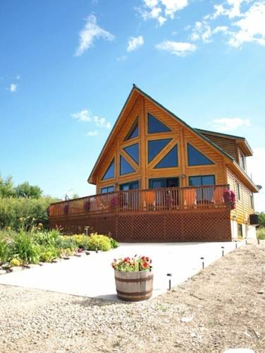 Manitou Chalet Cover Picture
