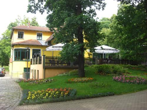 Kurhaus Bad Düben Cover Picture