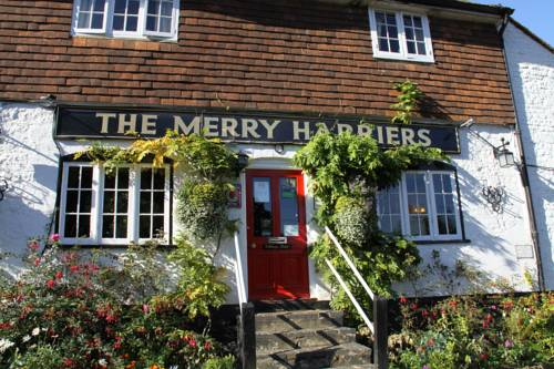 The Merry Harriers Cover Picture