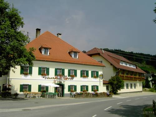 Hotel-Gasthof Stoff Cover Picture
