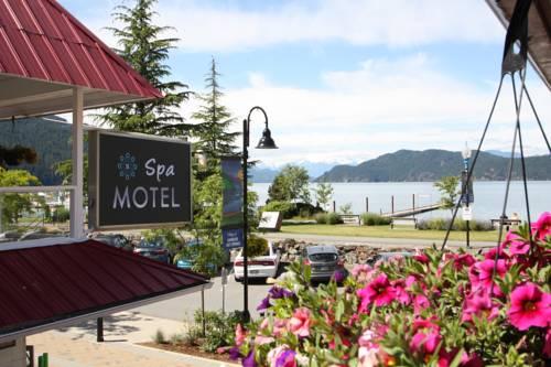 Harrison Spa Motel Cover Picture