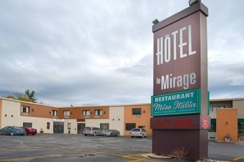 Hotel Le Mirage Cover Picture