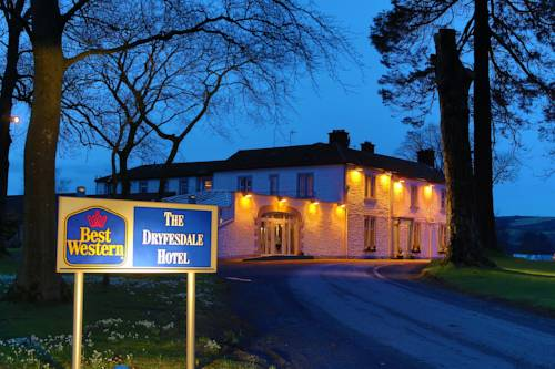 Best Western Dryfesdale Country House Hotel Cover Picture