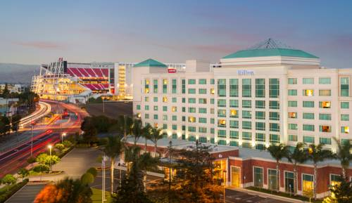 Hilton Santa Clara Cover Picture