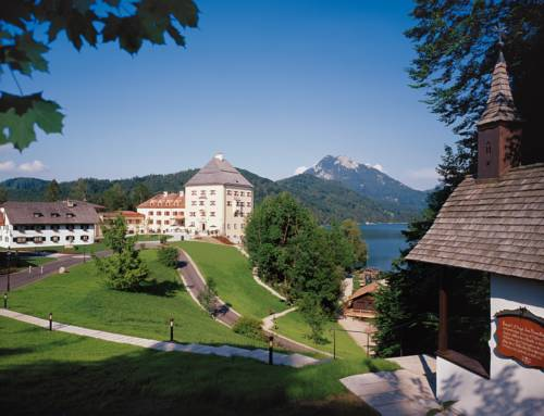 Schloss Fuschl, A Luxury Collection Resort & Spa, Salzburg Cover Picture