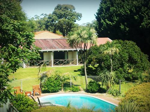 Karri Forest Motel Cover Picture