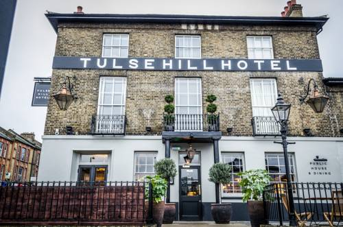Tulse Hill Hotel Cover Picture