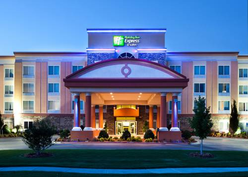 Holiday Inn Express Tulsa South Bixby Cover Picture