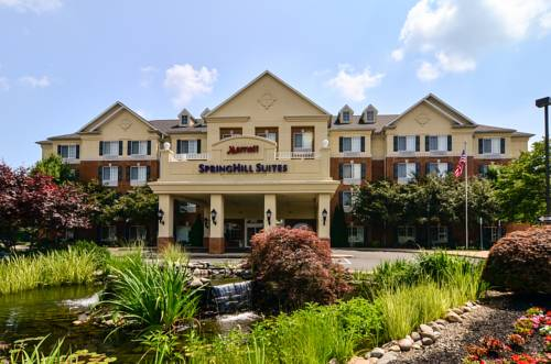 Springhill Suites by Marriot State College Cover Picture