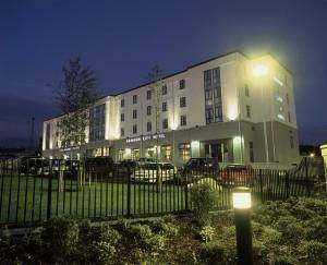 Armagh City Hotel Cover Picture