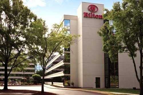 Hilton Durham near Duke University Cover Picture