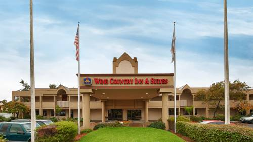 Best Western PLUS Wine Country Inn and Suites Cover Picture