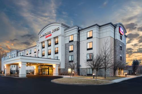 SpringHill Suites Indianapolis Fishers Cover Picture