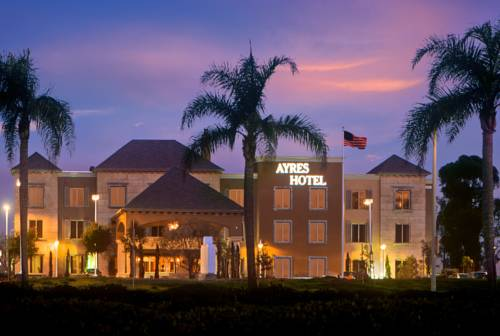 Ayres Hotel Seal Beach Cover Picture
