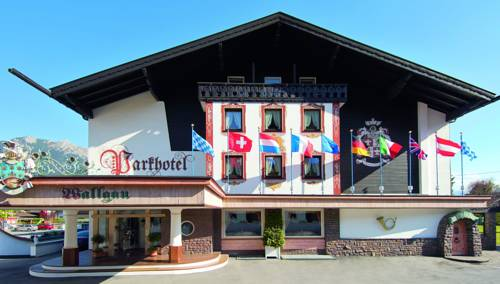 Parkhotel Wallgau Cover Picture