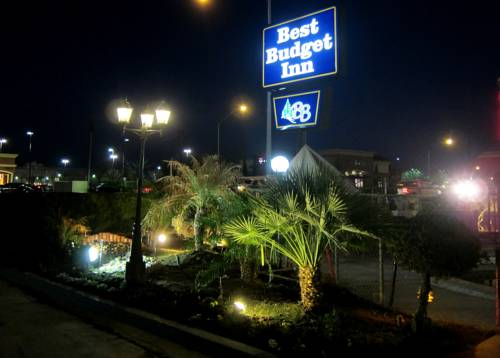 Best Budget Inn Fresno Cover Picture