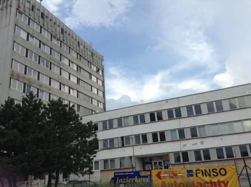 Hotel Dom techniky Cover Picture