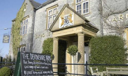 Devonshire Arms Cover Picture