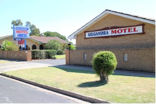 Gilgandra Motel Cover Picture