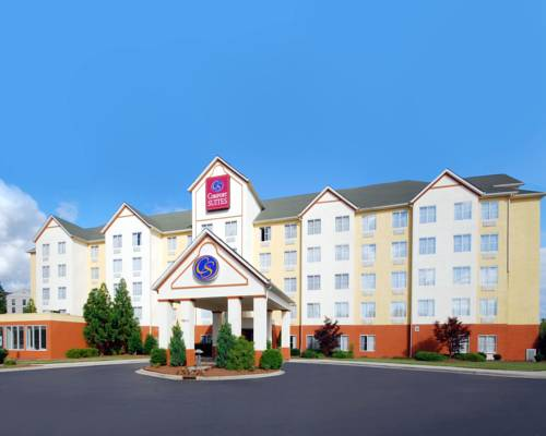 Comfort Suites - Concord Airport Cover Picture