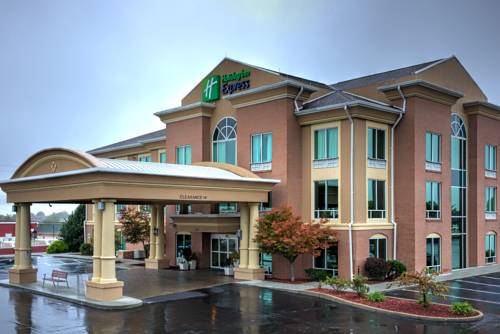 Holiday Inn Express Hotel & Suites Richmond Cover Picture