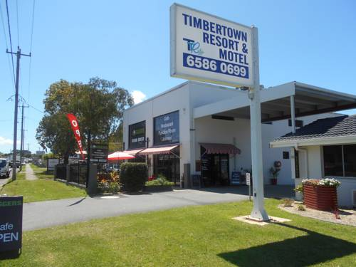 Timbertown Resort and Motel Cover Picture
