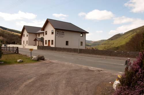 Afan Lodge Cover Picture