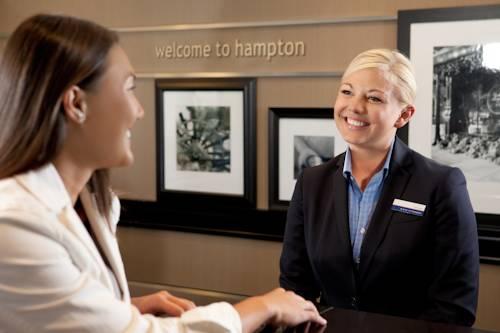 Hampton Inn Appleton-Fox River Mall Area Cover Picture