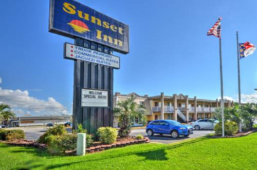Sunset Inn Cover Picture