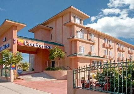 Comfort Inn Monterey Park Cover Picture