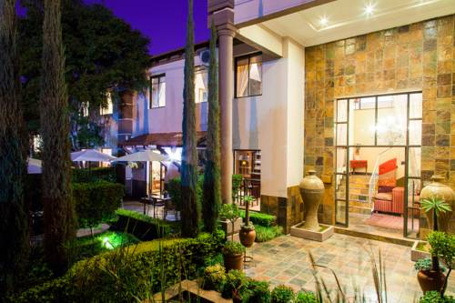 Constantia Manor Guest House Cover Picture