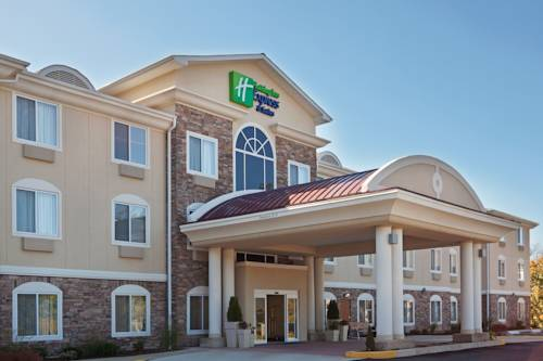 Holiday Inn Express and Suites Meriden Cover Picture