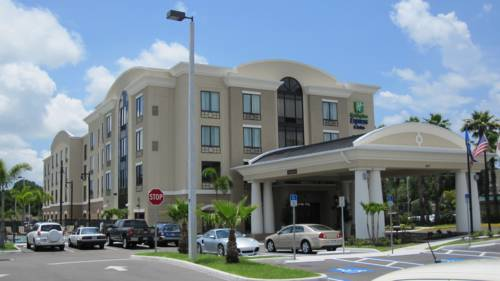 Holiday Inn Express Hotel & Suites Tampa-USF-Busch Gardens Cover Picture